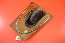 B#3 03-06 MERCEDES E320 E500 CENTER CONSOLE GEAR SHIFTER PANEL KNOB BOOT COVER