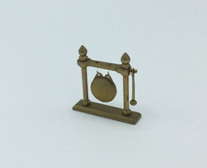Dolls House Table Gong