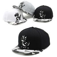 Drachen Kinder Jungen Mädchen Mütze Baseball Cap Kappe Hut Basecap Snapback Hüte
