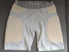 Adidas padded soccer shorts – L – New