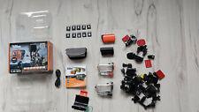 2 Stück Rollei S-30 WiFi Action Camcorder, Full-HD, mit viel Zubehör, Top!