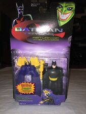 Batman Beyond Return of The Joker Gotham Defender Batman Action Fig.-NIB! *RARE*