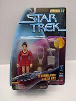 Star Trek - LT. CMDR. Jadzia Dax Action Figure - (Please See Pictures) - 65108