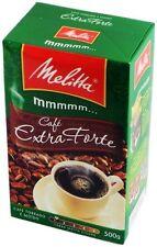 Brazilian Coffee Melitta Extra Strong 17.6oz Vacuum Sealed Pack