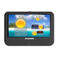 "Sylvania SLTDVD9220 3-in-1 9"" Portable DVD Player and DVD Combo"