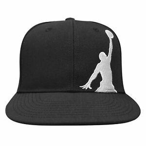 Air Jordan Flat Peak Cap Boys Breathability Snapback Breathable Classic