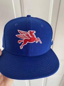 Kevin Harvick Hat Mobil 1 Nascar New Era 7 1/2 Rare Limited