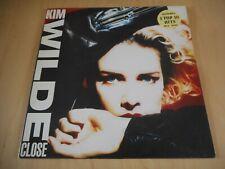 KIM WILDE - CLOSE:VINYL STEREO LP