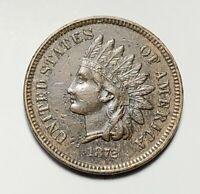 1872 Indian Head Cent Penny  --  MAKE US AN OFFER!  #B3887
