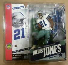 McFarlane Sportspicks Nfl series 11 Julius Jones action figure-Cowboys-Nib