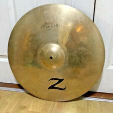 """22"""" Zildjian Z Custom Power Ride // Free Shipping"""