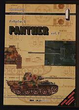 TANK POWER PzKpfw V PANTHER Vol 1 Waldemar Trojca First Ed1999 AJ Press Softback