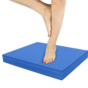 TPE Foam Balance Pad Yoga Exercise Mat Non-slip Fitness Stability Training