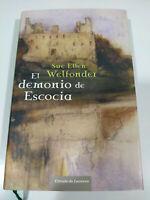 El Demone de Scozia Sue Ellen Welfonder 2007 - Libro Spagnolo