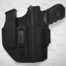 Hunt Ready Holsters: Glock 17 / 22 LH IWB Holsters with Extra Mag Carrier