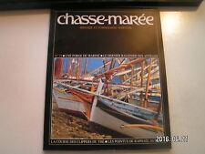 **c Revue Le Chasse marée n°79 pointus de Raphaël Autiéro / Baleinier de Bequia