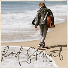 Rod Stewart - Time  NEW AND SEALED CD MUSIC ALBUM ( 2013 )