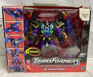 Hasbro Transformers Robots In Disguise RID 6 Modes Megatron 2001