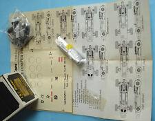 COOPER-MASERATI F1 type 81- private entries 1966 - rare w.metal SRC KIT 29