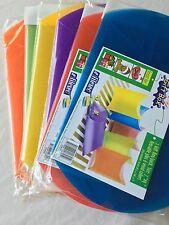 "Filexec Pillow Shape Gift Box 7"" x 9"" - 12 pkgs of 2 (24) - Asst Colors - New"