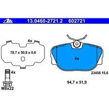 ATE 13.0460-2721.2 Bremsbeläge Bremsbelagsatz hinten LAND ROVER