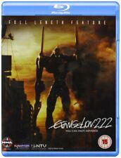 Evangelion: 2.22 You Can (Not) Advance (Blu-ray) Kotono Mitsuishi