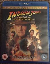 Indiana Jones & the Kingdom of the Crystal Skull -Blu Ray 2 Disc Special Edition