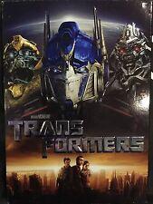 DVD - Como nuevo - TRANSFORMERS -zona 2