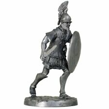 Macedonian hoplite,4th century BC.Tin toy soldiers 54mm miniature metal figurine