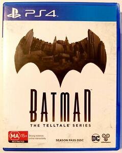 Batman : The Telltale Series | Sony Playstation 4 PS4