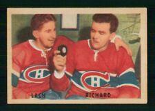 1953-54  PARKHURST  # 30  LACH & RICHARD    14831