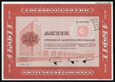 1978 Wolfsburg, Germany: VW - Volkswagenwerk Aktiengesellschaft - 50 Mark