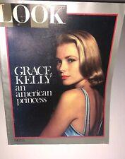 Look Magazine 1982 Princess Grace Kelly