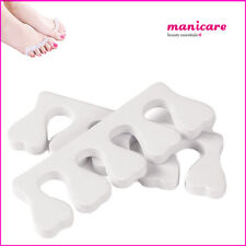 Toe Separators Soft Flexible Foam Nail Art Varnish Painting Toenail Straightener