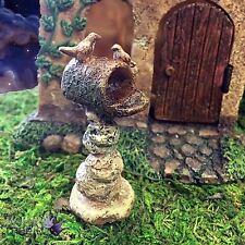 Mini miniature fairy garden pixie dolls post mail box home bonsai accessoire