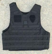 Tactical External Body Armor / Bullet Proof Vest Carrier 19x14 / 23x16 LARGE