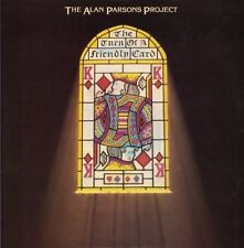 THE ALAN PARSONS PROJECT/ALAN PARSONS - THE TURN OF A FRIENDLY CARD NEW CD