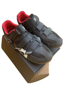 peloton cycling shoes Mens Size 46 cleats attached