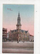 Kortrijk Postery Belgium Vintage Postcard 356b