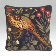 Pheasant Ehrman designer Candace Bahouth Tapestry Needlepoint Paper Chart