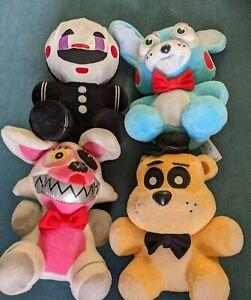 Five Nights at Freddy's FNAF Horror Game  Plush Doll Bundle Joblot
