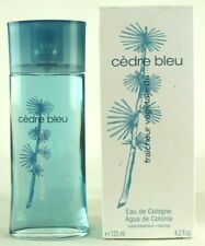 Yves Rocher CEDRE BLEU eau de cologne EDC 125ml with box