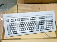 """RARE NEW RETAIL VINTAGE 1995 ACER SWITCH """"PINE"""" 6312 """"CLICKY"""" DG KEYBOARD LAST 4"""
