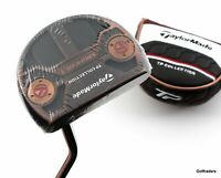 """New Taylormade TP Collection Copper SS Ardmore 1 Putter Steel 35"""" Cover G2042"""