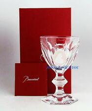 BACCARAT EXCLUSIVE HARCOURT PALAIS ROYAL GLASS WHITE & PINK LTD NUMBERED MUSEUM