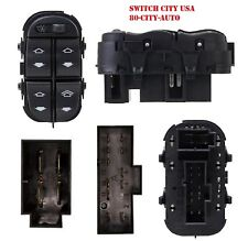 OEM Ford Focus Driver Master Power Window Switch 7S4Z14529A YS4Z14529BA