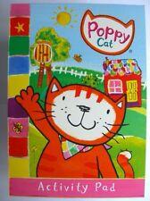Poppy Cat Activity Pad