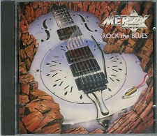 MERZY - Rock the Blues / Neuware, new 91er CD / Geiler 3 Mann Dänen - Bluesrock