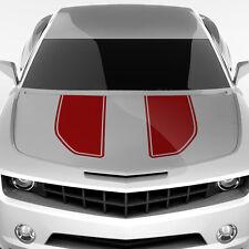 Sport Rennstreifen Motorhaube Aufkleber Dekorstreifen Rallye Streifen Auto #1056