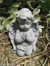 "latex w plastic backup  angel mold 4.5"" H x 3.5""W"